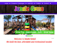 Jungle Gyms Pretoria