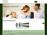Intruder Warning Security Systems