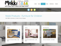 Mokki Children Furniture